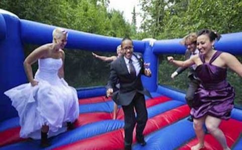 Bounce Houses for Adults
