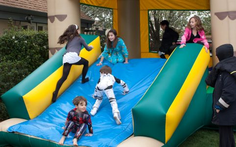 Book a Bounce House and Make Your Party Fun